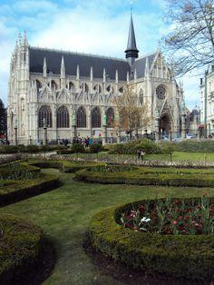Place du Petit Sablon, Bruselas
