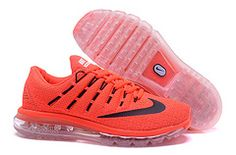 buy popular 13fe1 75cf5 Find Nike Air Max 2016 Women s Running Shoes Orange White For Sale online  or in Pumaslides. Shop Top Brands and the latest styles Nike Air Max 2016  Women s ...