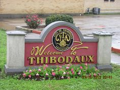 Thibodaux, Louisiana  (pornounced- Thib-uh-doe) For all of you that just don't know.