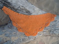 Tidepool Shawlette Knitting Pattern PDF by LismiKnits on Etsy, $5.00