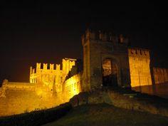 Soncino's castle - 45°24′00″N 9°52′00″E