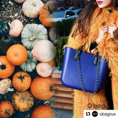#happyhalloween from our #Obag store in #london. So many rustic colours to choose from to get you in the mood for #winter. Come and see our full collection in our #northlondon #shop. O bag Store 15 Topsfield Parade, N88PR 02079934260 ----------------------------------- #bagoftheday #instabag #festive #handbag #tote #designerbags #madeinitaly #londonstlye #lovelondon #londonfashion #fashion #streetstyle #orange #fur #purple #vegan #veganfashion #pumpkin #ukblogger