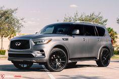 Best Luxury Cars, Luxury Suv, Suv Trucks, Chevy Trucks, Infiniti Qx 80, Black Rhino Wheels, Cadillac Srx, Car Volkswagen, Nissan Patrol