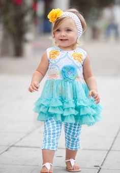 Giggle Moon Children's Clothes - Made in the USA - Adorable!