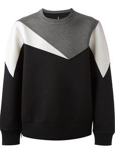 Neil Barrett Printed Sweatshirt - Spazio Pritelli - Farfetch.com