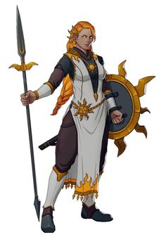 Dnd Characters, Fantasy Characters, Female Characters, Female Character Design, Character Concept, Character Art, Fantasy Female Warrior, Fantasy Armor, High Fantasy