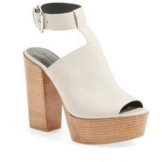 """Rebecca Minkoff 'Cece' sandalia de la plataforma, 5 """"talón"""