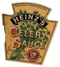 1800 S Heinz Ketchup Bottle H J Heinz Co Glass Bottle