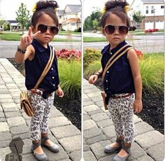 Love this little girls outfit  so Lyric!