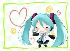 Chibi Hatsune Miku! /)030(\