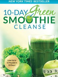 J.J. Smiths Cleansing Pineapple Spinach Smoothie