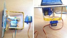 Let us design a #solar #tracker using two servo motors, a light sensor consisting of four LDRs and #Arduino UNO board.