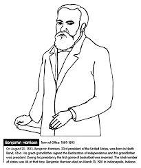 23rd Us President Benjamin Harrison Benjamin Harrison