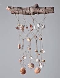 driftwood wind chimes - Google Search