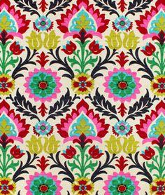 Waverly Santa Maria Desert Flower Fabric from OnlineFabricStore.net