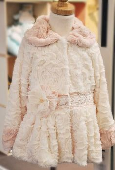 Girls Winter Ballet Cozy Coat Preorder 3 Months to 12 Years