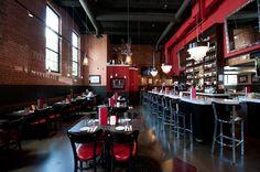 Bar Vespa in Liberty Village image from Toronto Life