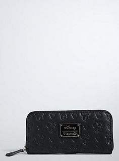 Disney Minnie Mouse Embossed Wallet,