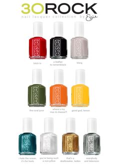 totally amazing fake nail polish collections