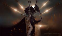 Trapped In Time, Litavis Creations on ArtStation at https://www.artstation.com/artwork/yQENR