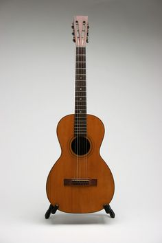 Vintage parlor guitars. I can almost fingerstyle well enough to justify owning one.