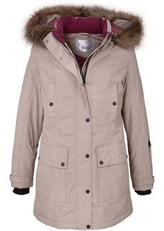 Długa kurtka outdoorowa Kurtka z • 269.99 zł • bonprix