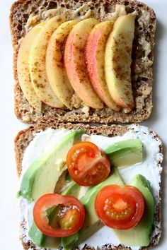 simple + healthy lunch