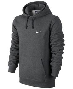 For Mark: XL in Black MUST BE FLEECE Nike Classic Fleece Hoodie