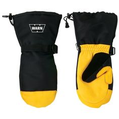 Promotional Deerskin Winter Mitts with Thinsulate   Customized Deerskin Winter Mitts with Thinsulate   Promotional Work Gloves