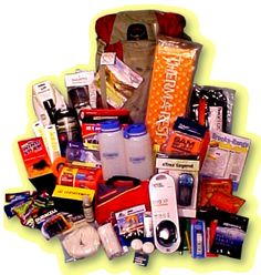 """24-hour pack gear for """"ground-pounder"""" Search & Rescue"""