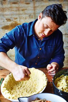 About the shepherd's pie, Jamie Oliver
