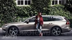 2018 Volvo V60 LEAKS