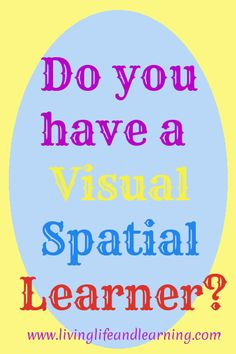 Visual Spatial Learner - This includes a list of visual curriculum.  Great resource.