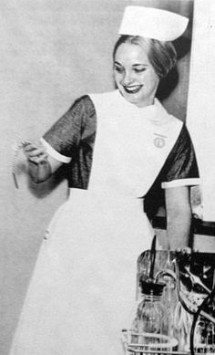 Student Nurse, 1967.