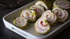 Involtini+di+pollo+e+pistacchi