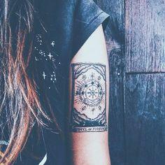 Diseños de tatuajes inspirados en el tarot   Cultura Colectiva - Cultura Colectiva