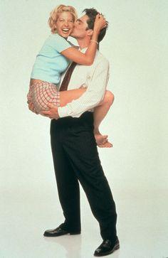 Dharma Finkelstein Montgomery & Greg Montgomery   Dharma & Greg (1997 - 2002)    #jennaelfman #thomasgibson #couples
