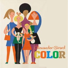 Alexander Girard Colors