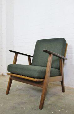 1960s Danish teak armchair  www.archivefurniture.co.uk