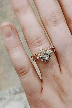 Engagement Ring Shapes and Cuts And#8211; Total Jewelry Photo Guide See more: #weddings