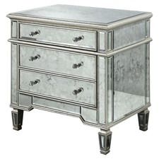 Florence Mirrored Chest