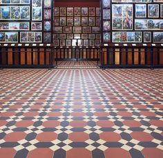 Specialists in authentic handmade Victorian wall and floor tile. Resource for custom and specialist tiles for new, renovation and restoration projects. Conservatory Extension, Exterior Tiles, Victorian Tiles, Geometric Tiles, Basement Flooring, Handmade Tiles, Wall And Floor Tiles, Tile Patterns, Tile Design