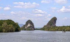Khao Khanap Nam, Krabi