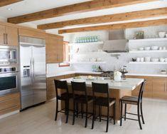 Superb Open Shelving 57+ Cozy http://freshoom.com/2582-57-adorable-kitchen-trends-open-shelving-ideas/
