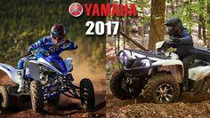 Yamaha Announced Their 2017 ATV and Side-by-Side Model Lineup - Yamaha Kodiak 700 Forum Atv Accessories, The Great Outdoors, Yamaha, Monster Trucks, Lineup, Atv News, Vehicles, Atvs, Character