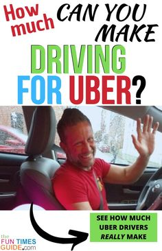 How much can you make driving for Uber? Here are some eye-opening salary facts if you're thinking about driving for Uber. Plus testimonials from Uber drivers and Lyft drivers -- including driver pay, little-known secrets, and insider tips & tricks. #sidehustle #jobs #entrepreneurs #driverforuber