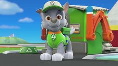 Video Halloween, Paw Patrol Rocky, Cloverfield 2, Paw Patrol Characters, Cartoon Tv Shows, Kung Fu Panda, France, Luigi, Anime