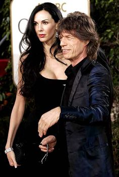 L'Wren Scott - 1964 -2014 - R.I.P - with her love Mick Jagger