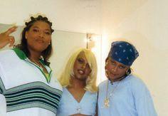 Queen Latifah, Lil Kim, & Da Brat