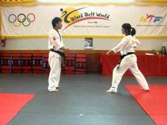 (14) [One Step Self Defense] 3rd Dan Black Belt (#1~6) -BBW- - YouTube #selfdefensebelt